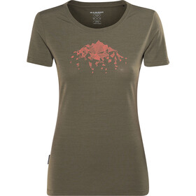Mammut Alnasca - T-shirt manches courtes Femme - olive